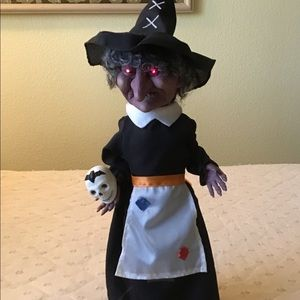 Halloween Witch Battery Operated